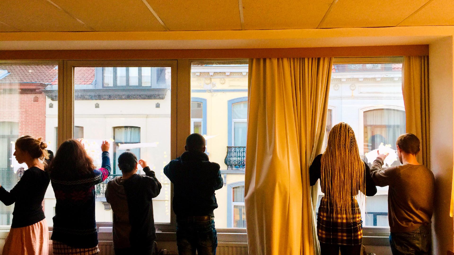 Cours d'atelier/couleur en AN BLOC 1 2019 2020